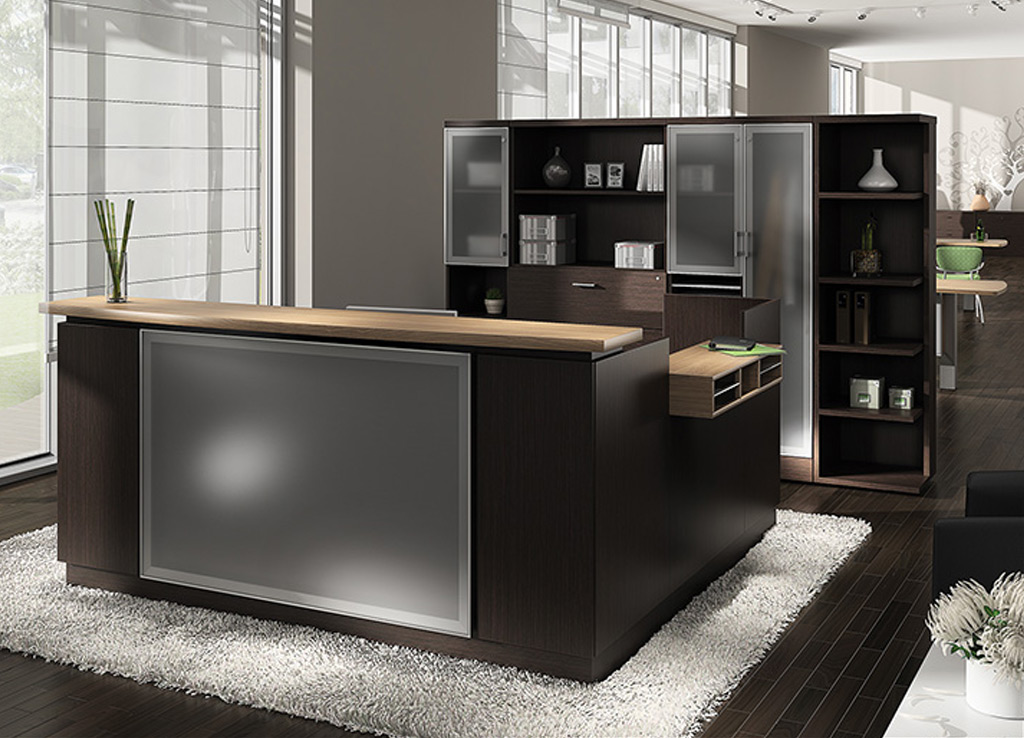 foot massage sofa chair empire global office furniture - modern reception desk ...