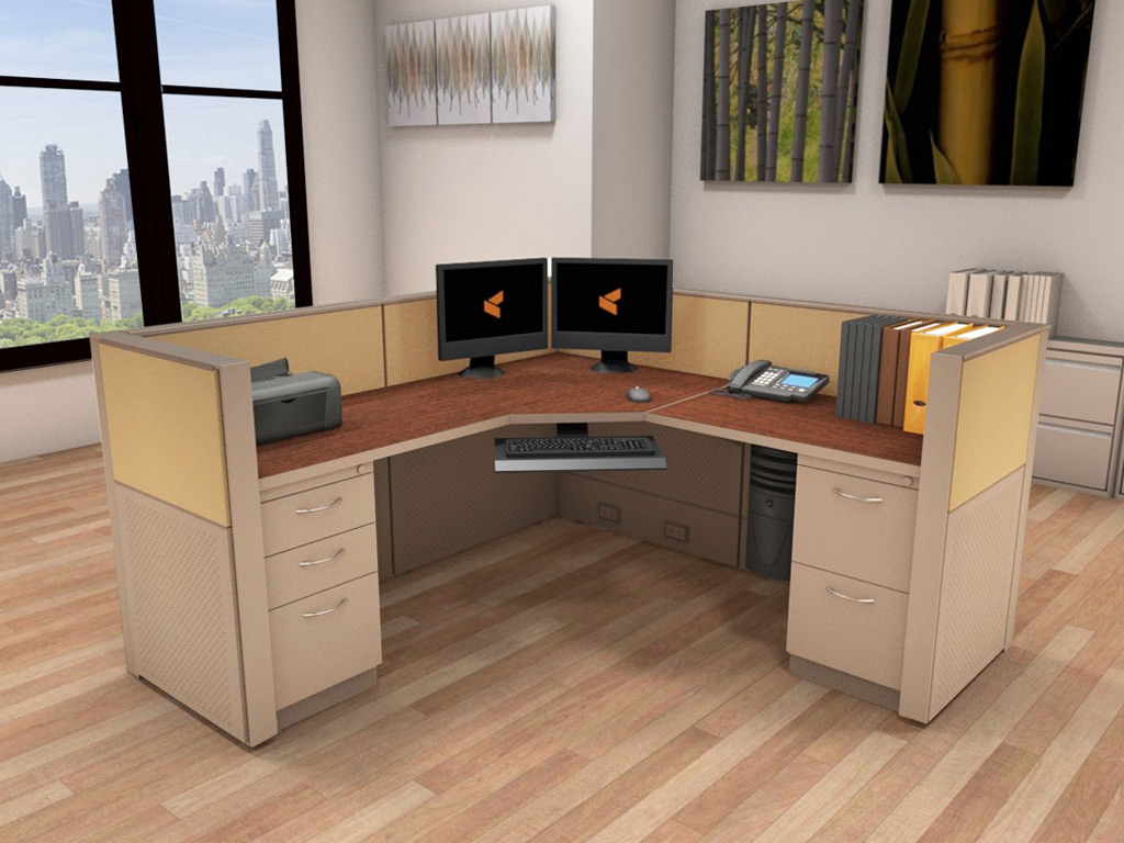 Cubicle Systems By