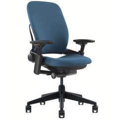 Steelcase Leap Chair Royal Dining Chairs Second Hand Office Used