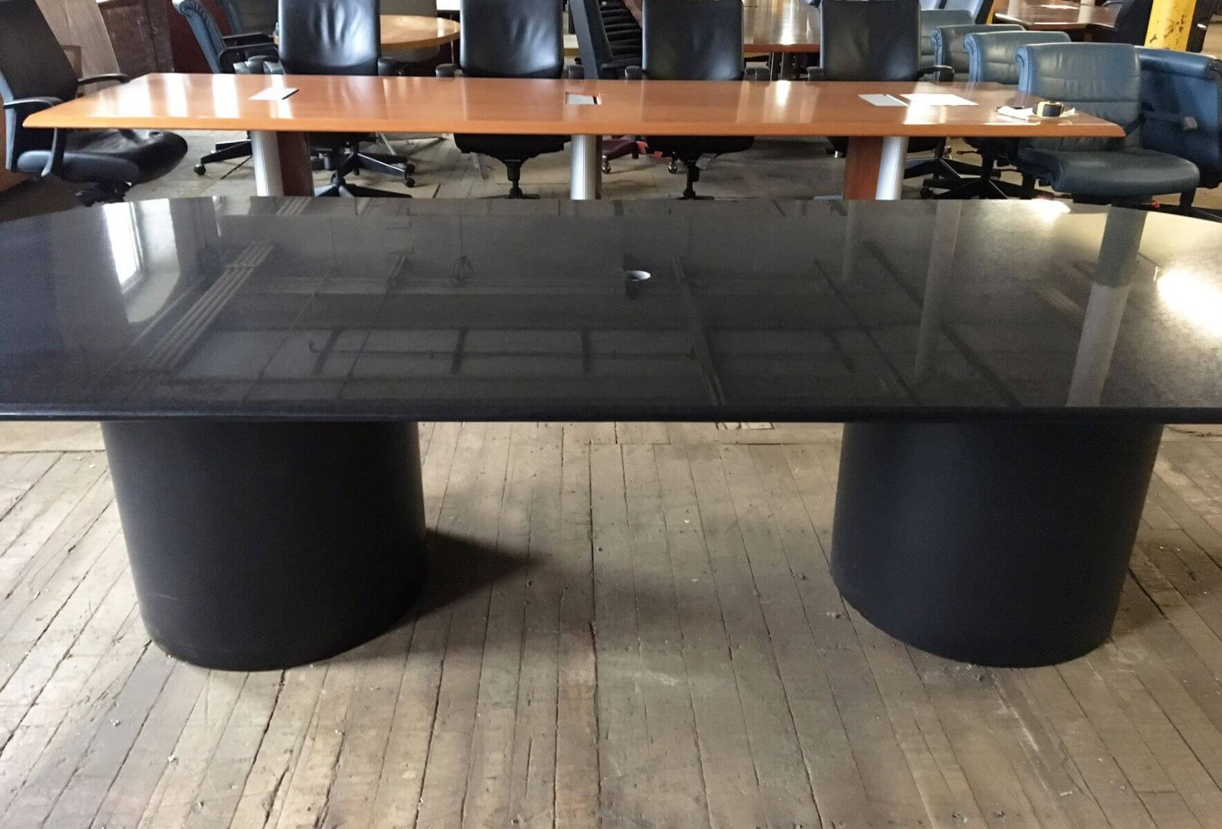 human touch chairs office chair mat 36 x used granite conference table - furniture