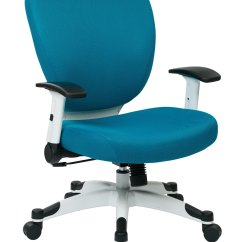 Light Blue Desk Chair Medical Lift Office Task Chairs For