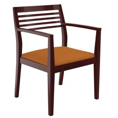 Wood Office Chair Rocking Chairs For Porch Visitor Strata