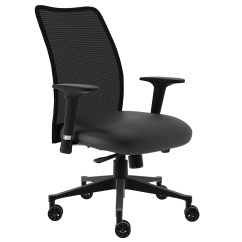 Brown Office Chair Without Arms Folding Pattern Orange Task Chairs For