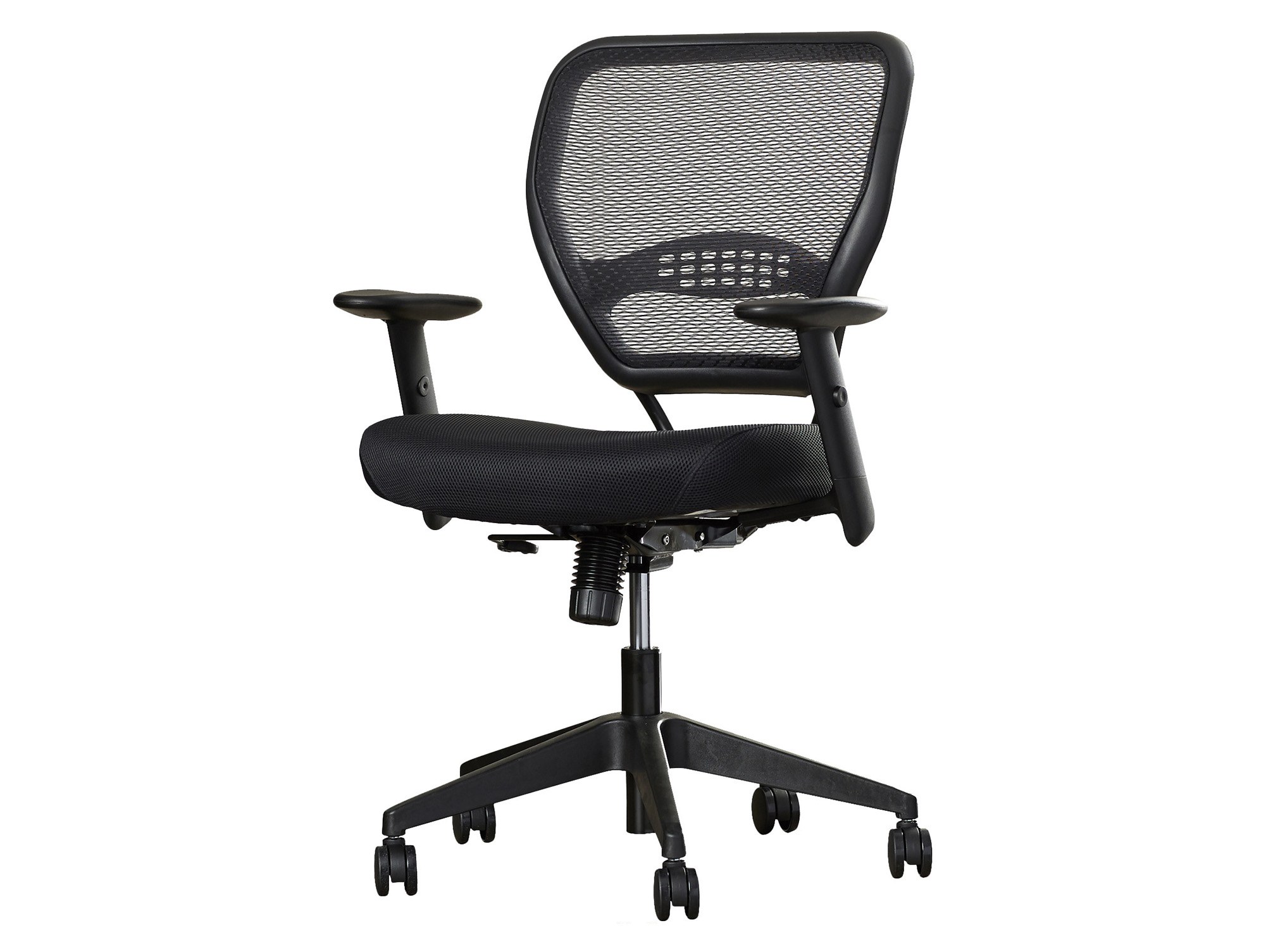 office chair vs task french louis xv style armchair star space 5500 air grid