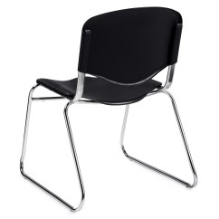 Ergonomic Chair Angle Pub Table And Chairs Outdoor Office Visitor Back View