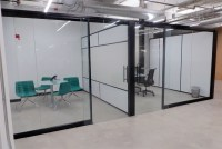 Glass Partition Walls by cubicles.com