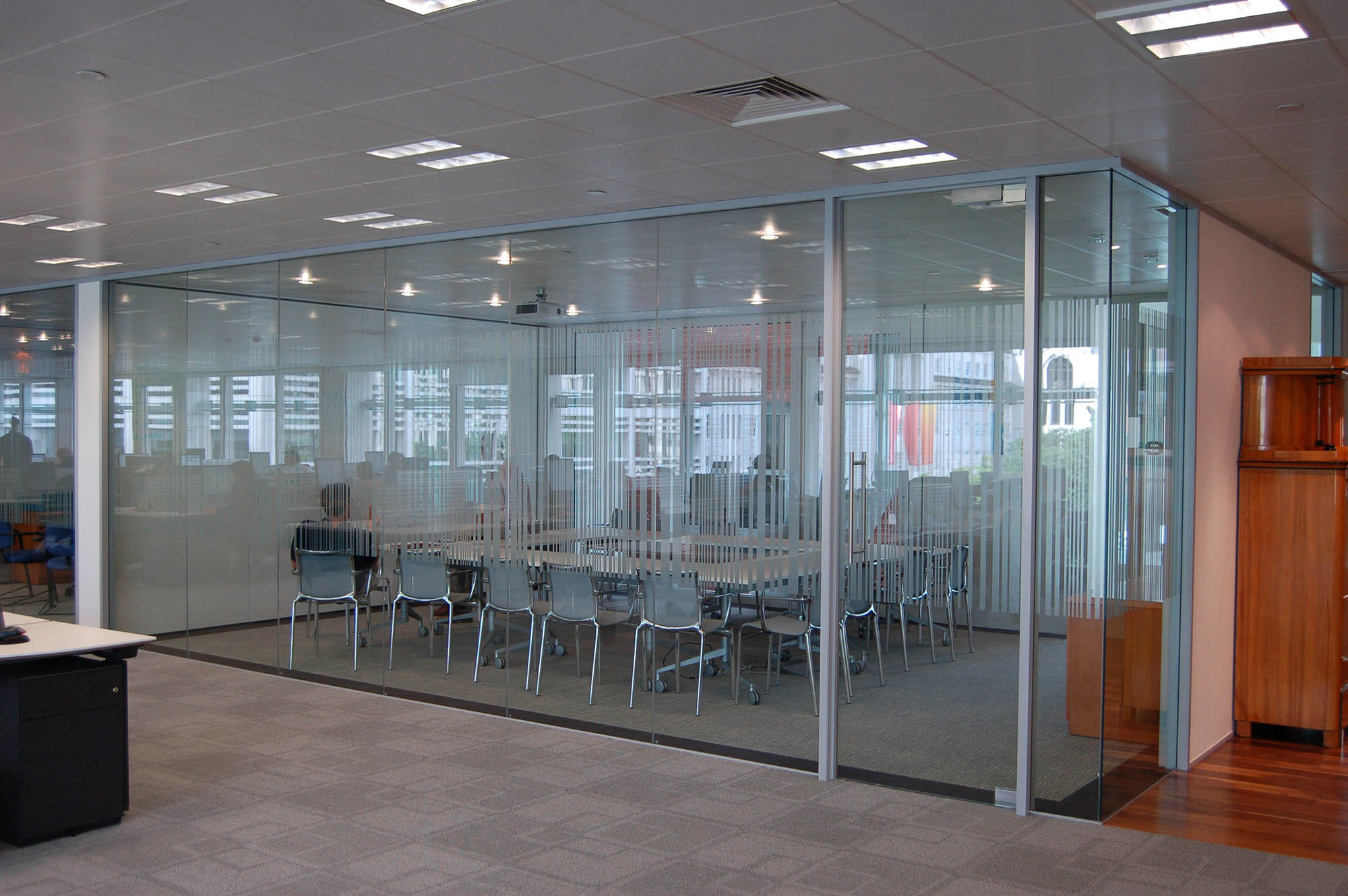 human touch chairs wheelchair hire glass offices - wall systems partition walls