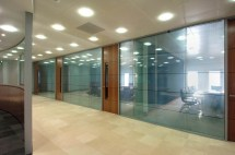 Office Glass Walls - Wall Systems Partition