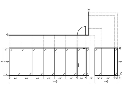small resolution of glass wall systems from concord 2d schematic