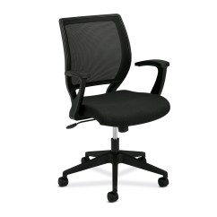 Hon Desk Chairs Brown Chair Office By Cubicles