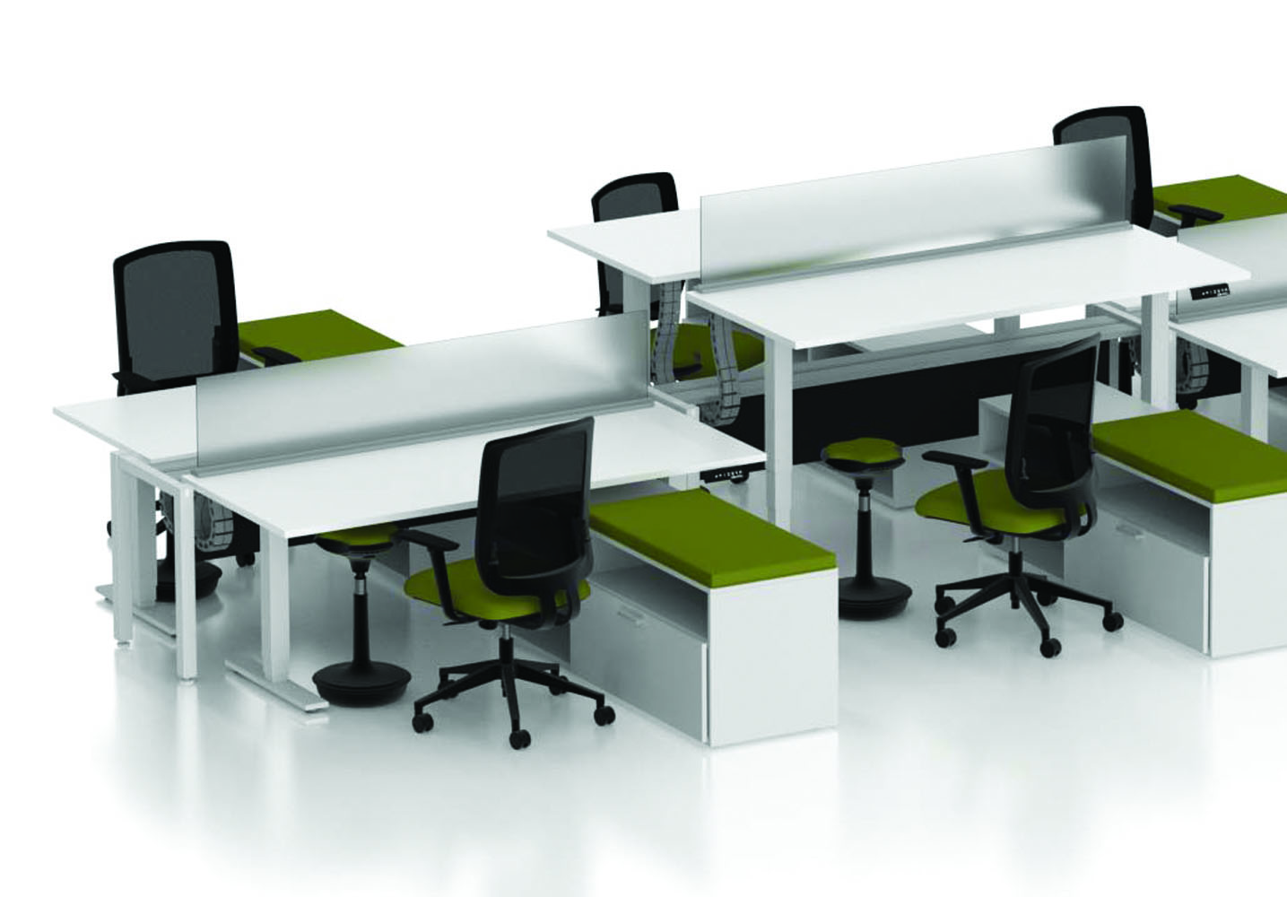 Workstation Office Furniture  Cubicle Furniture