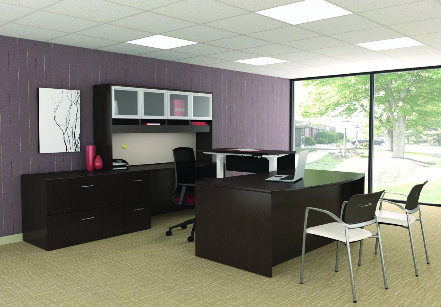 Office Desk And Chair  Executive Furniture  Office