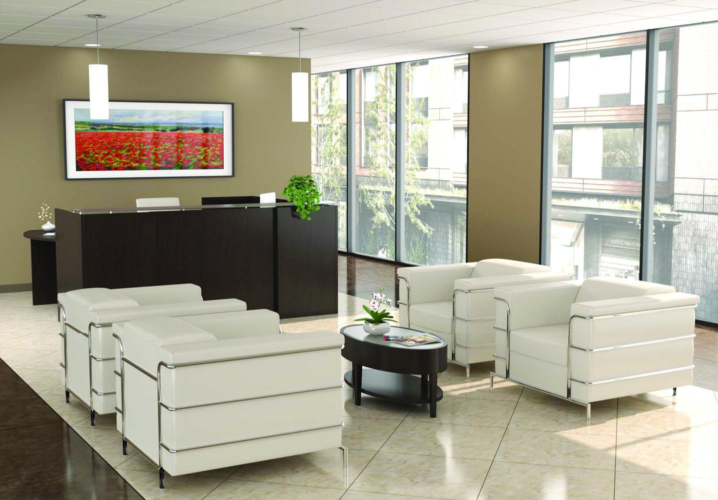 Office Lobby Design  Reception Area Furniture  Office