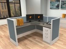 Modular Desk System - Workstations Ais Furniture