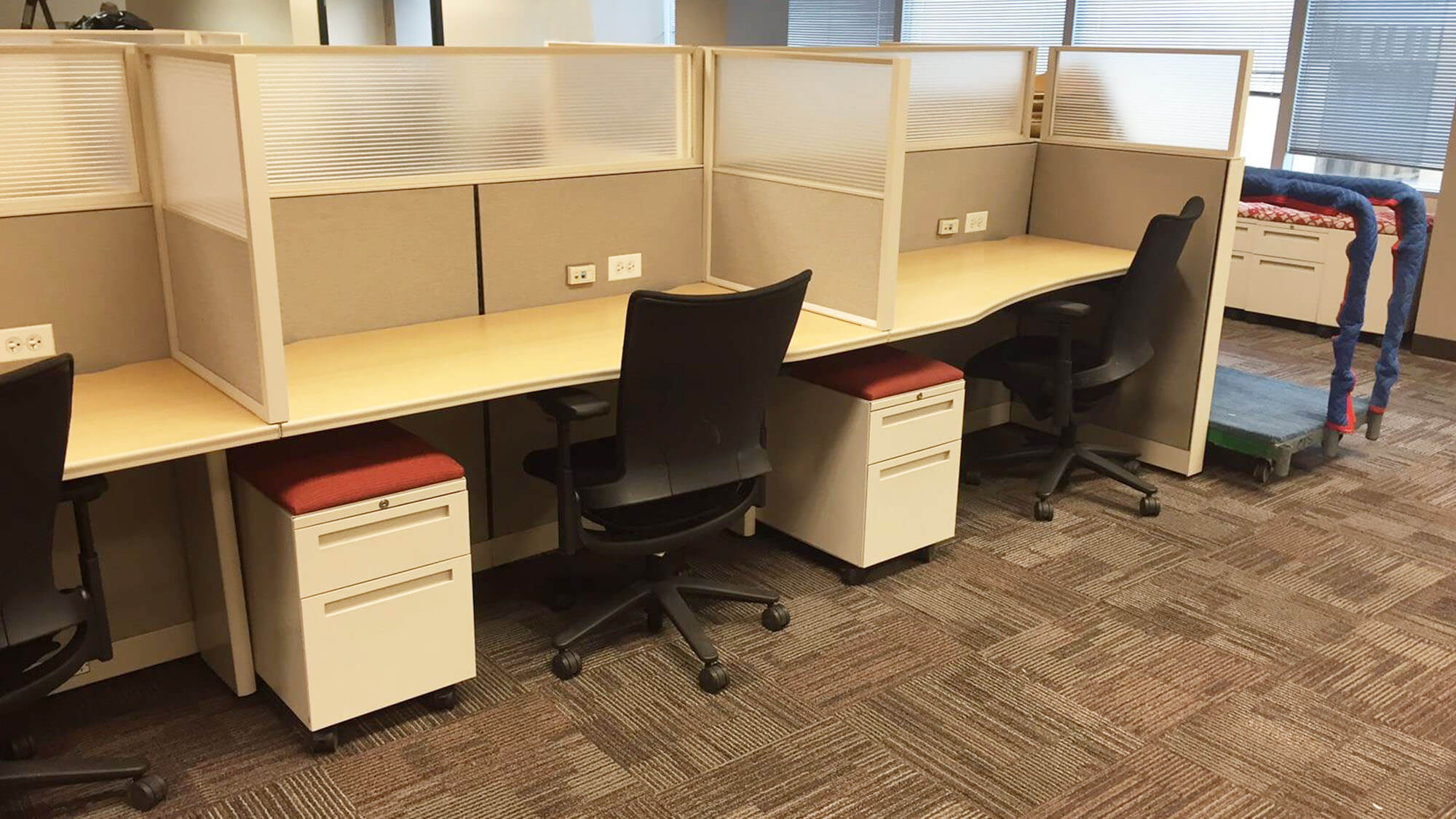 allsteel task chair what s a gaming office design, furniture installation in chicago, il