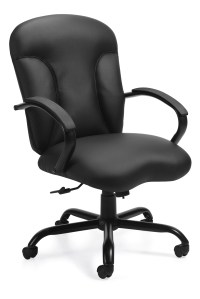 Big and Tall Chairs   Cubicles Plus
