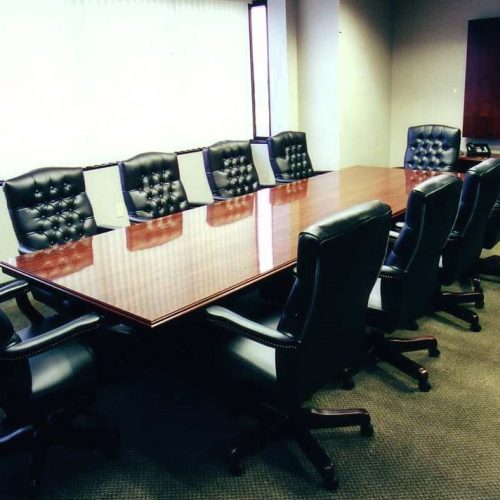 Conference Room Table 5