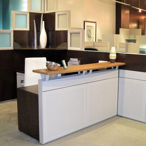 Reception Desk 4