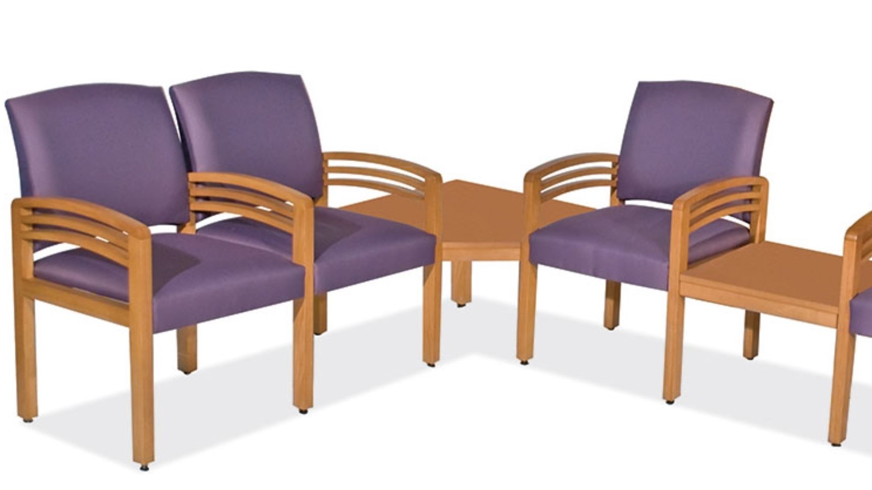 Waiting Room Chair 8  Cubicles Plus
