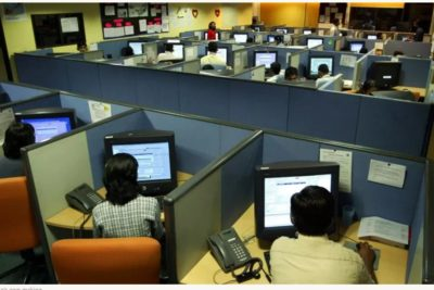 Cubicles were invented to give office workers a sense of freedom