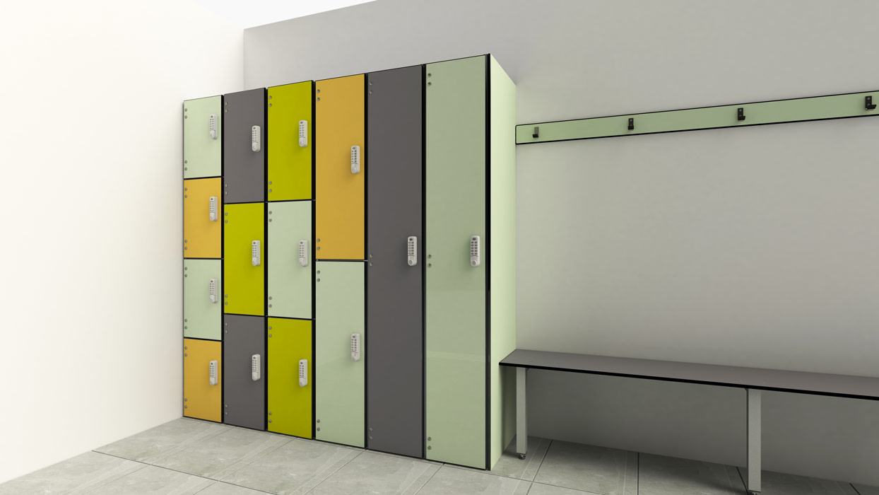 Benches and Lockers  Cubicle Systems
