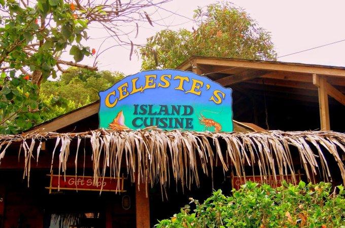Roatan Review: Celeste's Island Cuisine