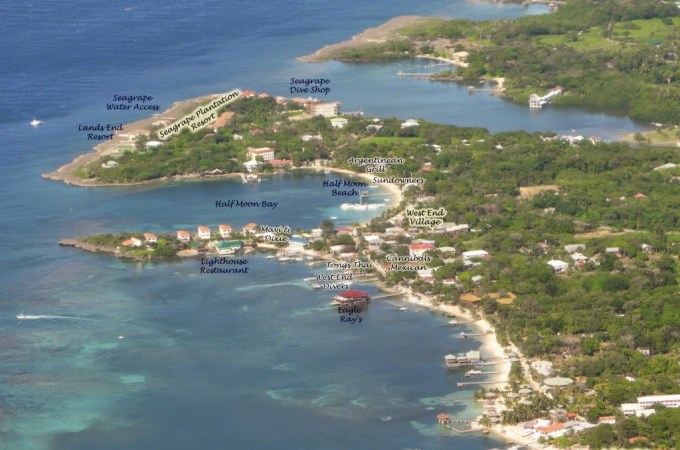 5 Things I Love About Roatan