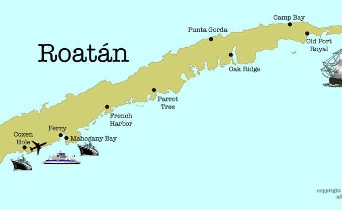 What To Do On Roatan: 1-Day Itinerary