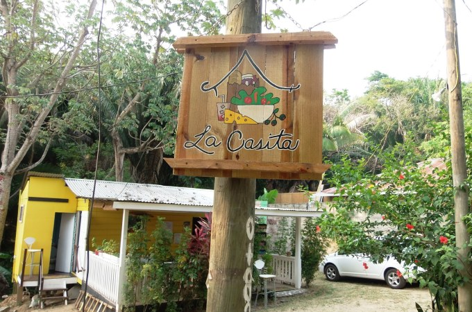 Roatan Review: La Casita