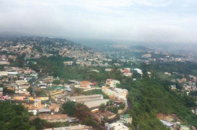 A Trip to Tegucigalpa