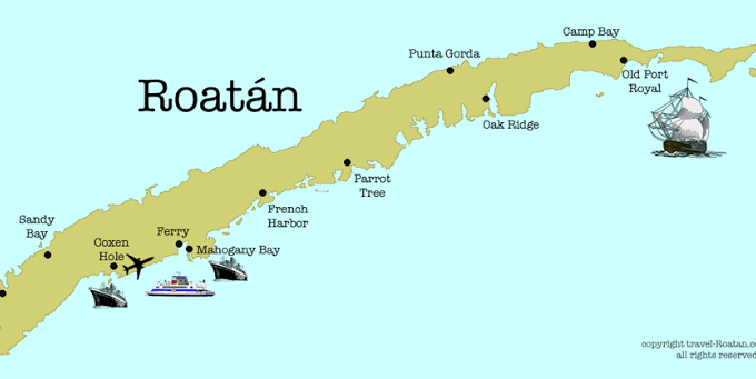 What To Do On Roatan: 1-Week Itinerary