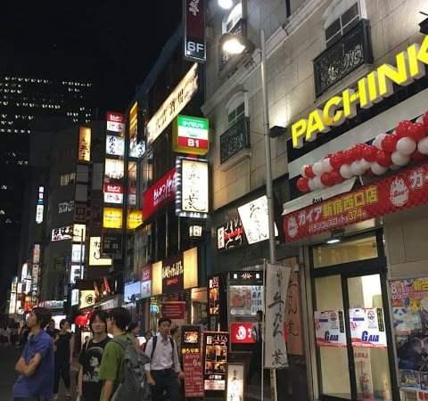 Konnichiwa Bitches: Hello from Japan