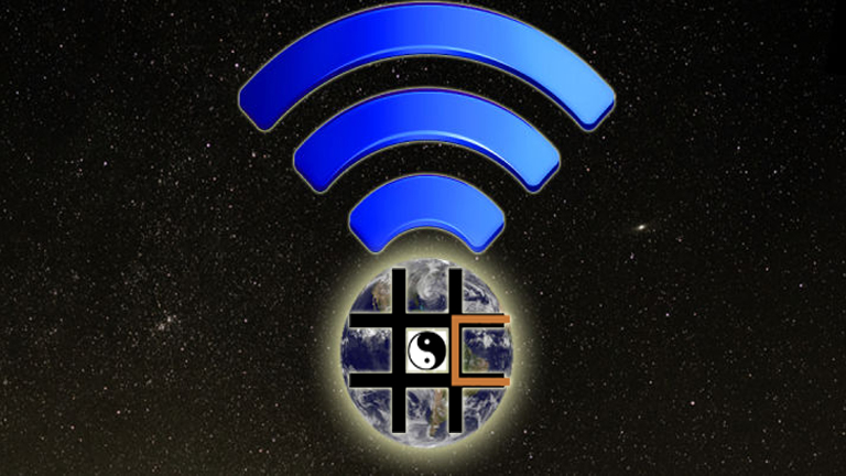 Free Wi-fi from Space