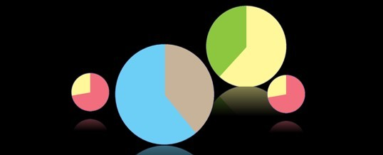 2D Animation: Animated Pie Chart Rig