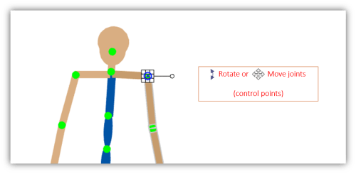 Screenshot - Rotate Or Move Joints