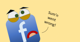 """Videos Not Uploading On Facebook Because of the """"Something Went Wrong"""" Error? This Technique Helps You Get Around the Error"""