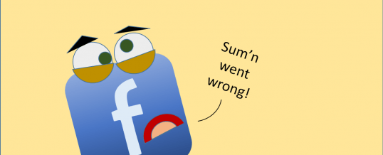 """Video Not Uploading On Facebook Because of the """"Something Went Wrong"""" Error? This Technique Helps You Get Around the Error"""