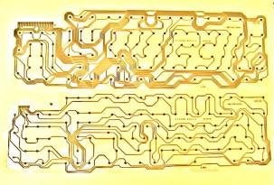 keyboard circuit layout
