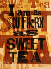 Southern as Sweet Tea 2015