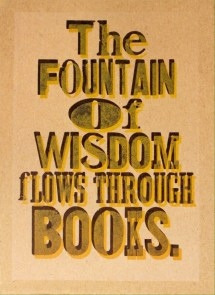 The Fountain of Wisdom 2015t68
