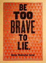 Be too brave to lie 2015t68-1
