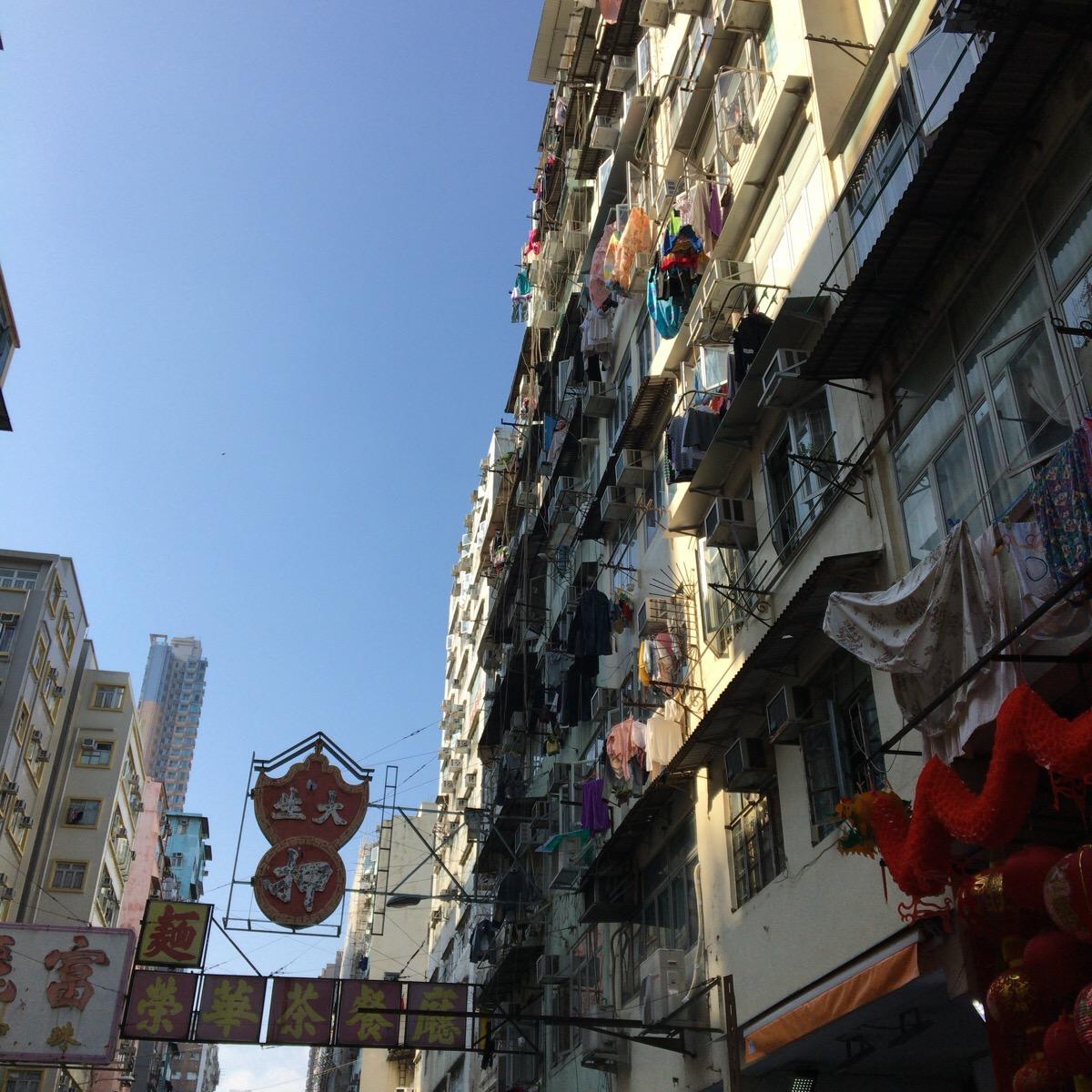 台湾・台中〜香港 香港エクスプレスで2泊3日の旅 去年5月以来の香港の変化。台湾・香港の通信・物価比較などの雑感