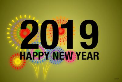2019年度つみたてNISA完了!年初いきなり稲妻が市場に輝いている!