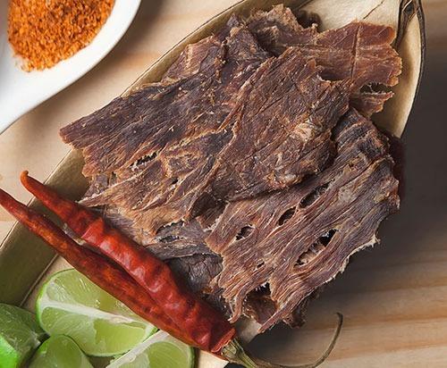 Carne Seca comidas tipicas de sonora
