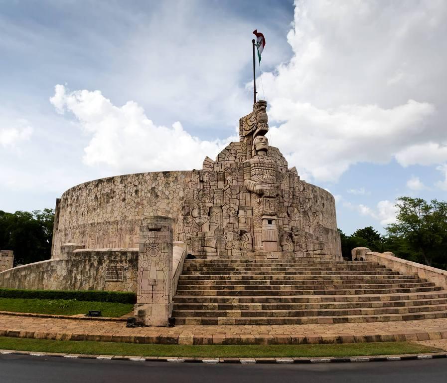 Paseo de Montejo atractivos de yucatan