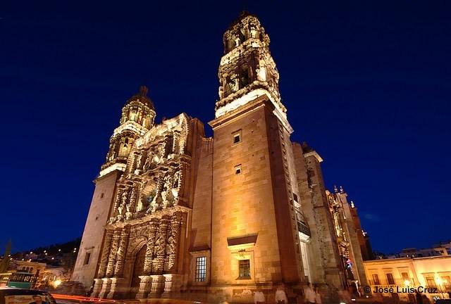 catedral de zacatecas mexico