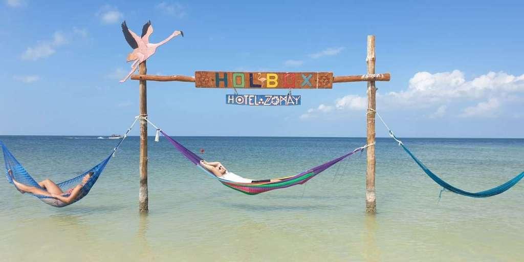 holbox atractivo caribe mexico