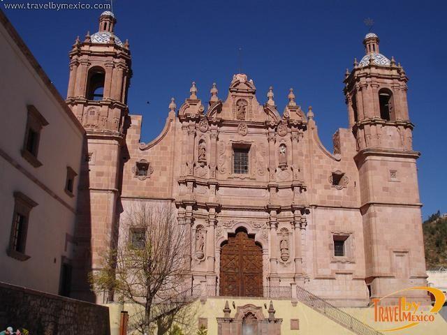 parroquia de santo domingo zacatecas