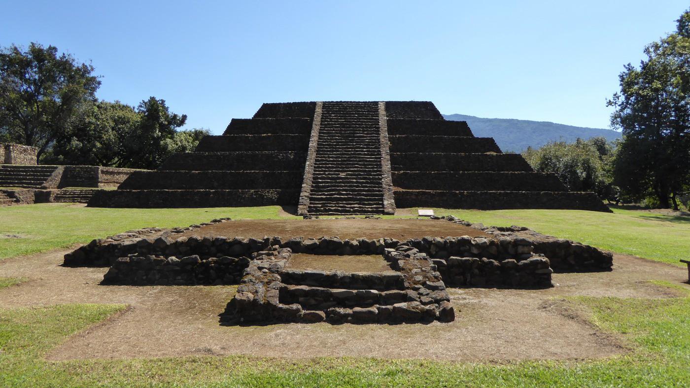 Zona Arqueológica Tingambato