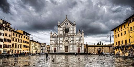 Basílica de Santa Croce atractivo cultural italia